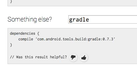Gradle__please