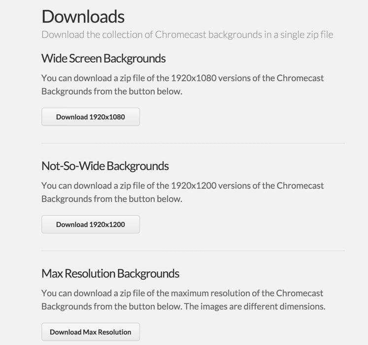 Chromecast - Chromecast backgrounds download ...